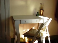 The Lavender Room - desk