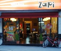 Zapi pizza